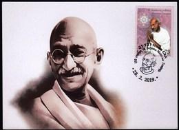 Serbia Novi Sad 2019 / Mahatma Gandhi 150th Birthday / MC - Mahatma Gandhi