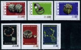 +Yemen 2009, 891-6 Bijoux Jewels, 6v, N** - Yemen