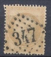 N°59 NUAN?CE  ET OBLITERATION. - 1871-1875 Ceres