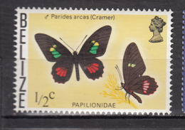 Belize, Papillon, Butterfly, Élizabeth II - Papillons