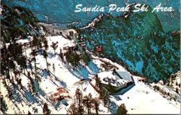 New Mexico Albuquerque Sandia Peak Ski Area - Albuquerque