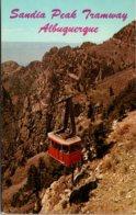 New Mexico Albuquerque Sandia Peak Tramway - Albuquerque