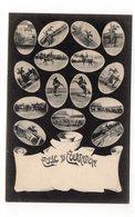 BELGIQUE - YPRES - Ecole D'Equitation - Multi-vues - 1901 (R111) - Ieper