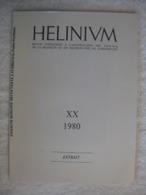 Hainaut – Flobecq – G. Faider-Feytmans - EO 1980 – Rare - Culture