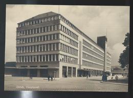 C.P.A. Zürich - Hauptpost - 1931 - ZH Zurich
