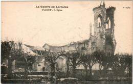 3XKS 1O43 CPA - LA GUERRE EN LORAINE - FLIREY - L'EGLISE - Andere Gemeenten