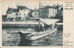 DE ADRIATISCHE KUST CAPODISTRIA   (40) - Slovenia