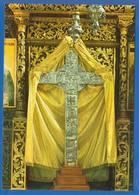 Zypern; North Cyprus; Stavrovouni; The Silver Holy Cross - Chypre