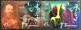 Australia 1997 MiNr. 1649 - 1652  Bicentenary Of Arrival Of Merino Sheep In Australia 2v    MNH **   1.80 € - Hoftiere