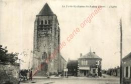 45.  LA FERTE SAINT AUBIN .  L'Eglise . - La Ferte Saint Aubin