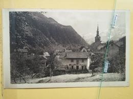 Kov 50-204 - FRANCE, LES HOUCHES, MONT BLANC, EGLISE - France