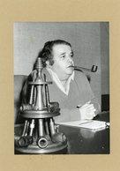 PHOTO PRESSE / L'auteur Présentateur  CLAUDE VILLERS Ciné Parade 1982 Et Sa Collection De Pipes - Personas Identificadas
