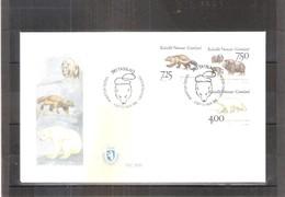 Faune Nordique - FDC Groenland 1995 - Série Complète (à Voir) - Hoftiere