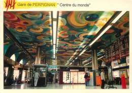66 - PERPIGNAN - GARE SNCF - Perpignan