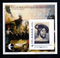 CNEP  68 - Salon Philatélique De Printemps 2015 - Neuf N** - TB - CNEP