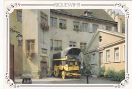 Musée D'histoire Des PTT De Riquewihr (68) - Post Museum - Diligence Des Messageries Royales Paris-Strasbourg - Poste & Postini