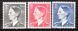 909/11**  Effigie De Baudouin - Série Complète - MNH** - COB 9.50 - Vendu à 10% Du COB!!!! - Unused Stamps