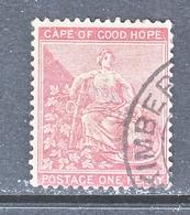 CAPE  OF  GOOD  HOPE 24   (o) - South Africa (...-1961)