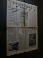 L'Avenir Colonial Belge 195 Du 14 Juillet 1950 : Congo, Léopoldville, Leynen, - 1950 - Today