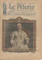 Le Pèlerin, 1922, 3 N°, élection Pape Pie XI,Ratti, Alpiniste, Couronnement. Russie, Soviets, Famine. Irlande,Dublin,roi - Livres, BD, Revues