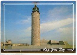 Cp Cap Gris Nez Le Phare - France