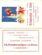 Kalender - Uurwerken Juwelen Brillen - Jabbeke - Jabbeke