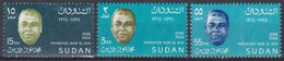 Sudan Soudan 1968 Geschichte History Persönlichkeiten Politiker Politicians Mohammed Nur El Din, Mi. 239-1 ** - Sudan (1954-...)
