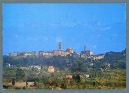 °°° Cartolina - Volterra Città Etrusca Panorama Viaggiata °°° - Pisa
