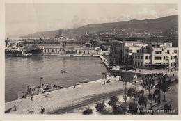 CARTOLINA - TRIESTE - IDROSCALO - Trieste