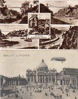 Lot + De 130 Cartes Etrangéres (75% Cpa-25% Cpsm Format Cpa) - Postcards