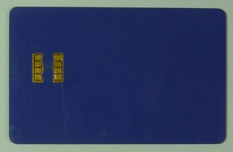 GERMANY -  Buchungskarte Prototype - 0055 Control -  RARE - T-Series : Tests