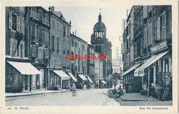Riom - Rue Du Commerce - Riom