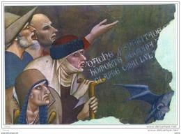 FIRENZE:  MUSEO  S. CROCE  -  IL  TRIONFO  DELLA  MORTE  ( Andrea Orcagna )  -  FG - Musei