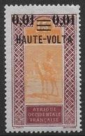 HAUTE VOLTA 1920 YT 18** - Neufs