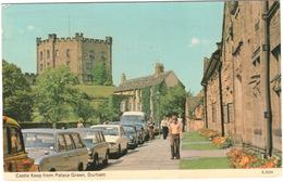 Durham: FORD CORTINA SUPER ESTATE, AUSTIN MORRIS 1800, 2x MINI, TRIUMPH 2000, TRANSIT - Castle Keep  - (England) - Turismo