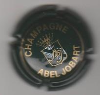 Capsule Champagne Jobart Abel N° 3 Noir - Champagne