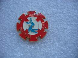Pin's Du Judo Club ASCO (Association Sportive Des Côteaux) De MULHOUSE - Judo