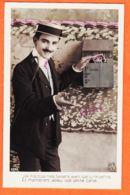 THU008-Promotion Pour L'usage Des CARTES POSTALES - Boite Lettres 3 Levées Vole Petite Carte 1910s M.T.I.L 2255 MTIL - Post