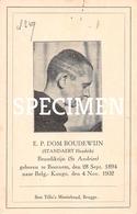E.P. Dom Boudewijn - Standaert Hendrik - Beernem - Beernem