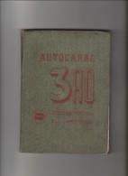 Libretto Uso E Manutenzione - Autocarro Lancia 3 RO - Vieux Papiers