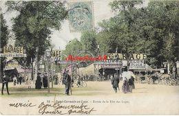 Saint-Germain-en-Laye - Entrée De La Fete Des Loges - 1905 - St. Germain En Laye