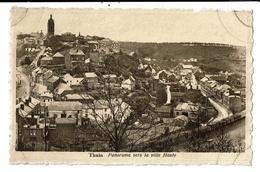 CPA  Carte Postale-Belgique-Thuin- Panorama Vres La Ville Haute  VM12944 - Thuin