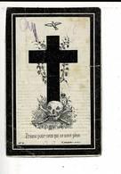 DP 10127 - PETRUS PATFOORT - BRYGO - WULVERINGHEM 1800 + 1881 - Images Religieuses