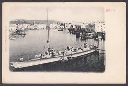CPA - Tunsie, BIZERTE, Torpilleur - Tunisia