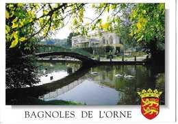 CP BAGNOLES DE L'ORNE - Bagnoles De L'Orne