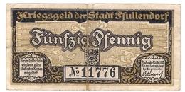 Deutschland Notgeld 50 Pfennig Tieste5600.05.01 PFULLENDORF /74M/ - [11] Emissions Locales