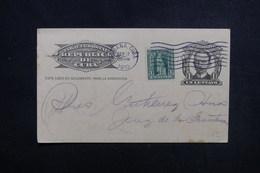 CUBA - Entier Postal Commercial + Complément De Habana En 1910 - L 53438 - Briefe U. Dokumente