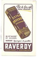 BUVARD - RAVERDY Chicorée - Café & Thé