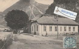 SAINT-JEAN-de-MAURIENNE : Bains De L'Echaillon. - Saint Jean De Maurienne