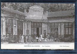 Greoux Les Bains - Le Casino - Gréoux-les-Bains
